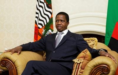 Lungu (Πρόεδρος Ζάμπια): Μείωσε το μισθό του μετά την αύξηση 115% στην τιμή του ηλεκτρικού ρεύματος