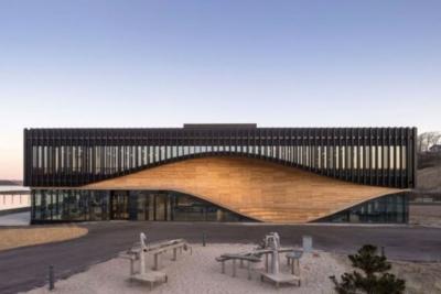 Ολοκληρώθηκε το διεθνές κλιματικό κέντρο της Δανίας, το Klimatorium