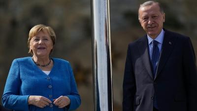 Θριαμβολογίες στην Ελλάδα για την επίσκεψη της Merkel αλλά η Γερμανία με την…Τουρκία  σχεδιάζει τις κοινές επενδύσεις σε  Μέση Ανατολή και Αφρική