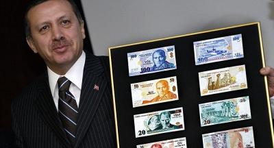 Ο Erdogan καταστρέφει την τουρκική οικονομία - Έρχεται νομισματική κρίση