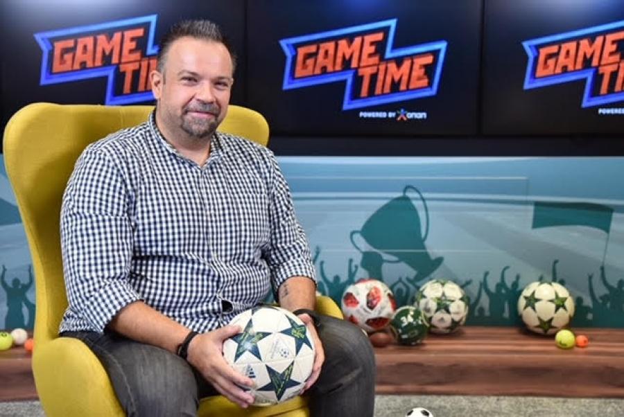 ΟΠΑΠ Game Time: Προκριματικά του Παγκοσμίου Κυπέλλου με τον Ηλία Βλάχο