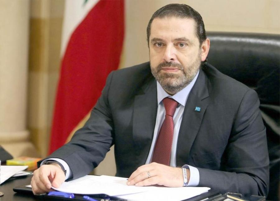 Λίβανος: Ο Hariri επέστρεψε την εντολή σχηματισμού κυβέρνησης