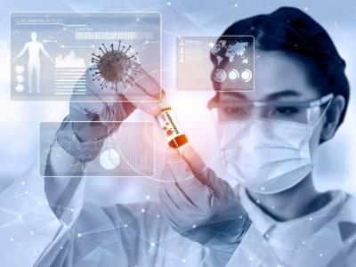 GSK - Vir: Φάρμακο αντισωμάτων-Covid μειώνει τον κίνδυνο νοσηλείας