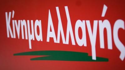 Κίνημα Αλλαγής για το πρωτοσέλιδο της Αυγής:  Είναι απόδειξη πανικού του ΣΥΡΙΖΑ