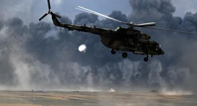 Τουρκία: Συντριβή στρατιωτικού ελικοπτέρου με 9 νεκρούς