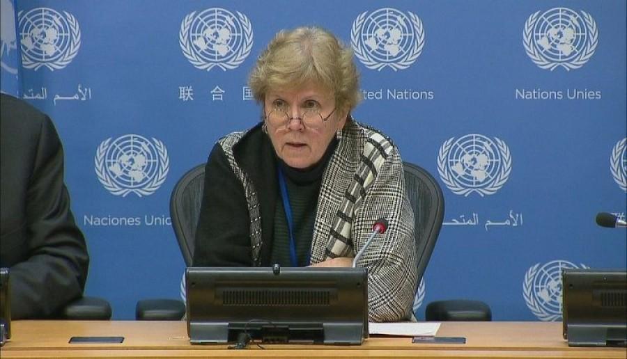 Στην Κύπρο η ειδική απεσταλμένη του ΟΗΕ, Jane Holl Lute – Χωριστές συναντήσεις με Αναστασιάδη, Tatar