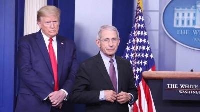 Πρωτοφανής εξέλιξη ο Fauci πρώτα ενημέρωσε τον Biden… και μετά τον Trump για το εμβόλιο της Pfizer – Μεγάλες διαδηλώσεις υπέρ Trump