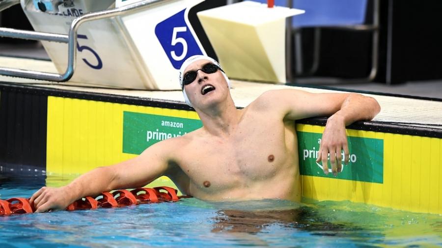 Κολύμβηση: Ο Mack Horton έμεινε εκτός Ολυμπιακών Αγώνων, μετά την 3η θέση στις αυστραλιανές δοκιμές