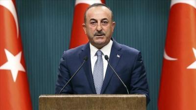 Cavusoglu (ΥΠΕΞ Τουρκίας): Εάν δεν αποσυρθούν οι Κούρδοι, θα ξαναρχίσει η επίθεση