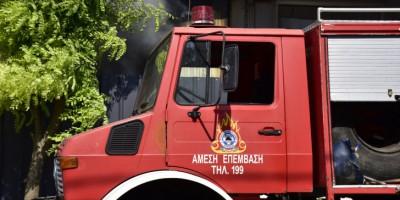 Έκρηξη σε διαμέρισμα στου Γκύζη – Τραυματίστηκε 32χρονος άνδρας