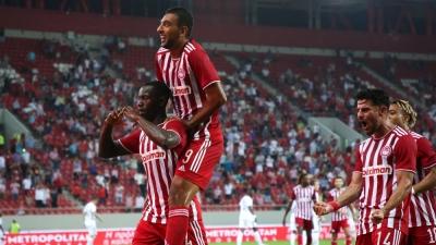 Live: Oλυμπιακός – Νέφτσι Μπακού 1-0 (Τελικό αποτέλεσμα)