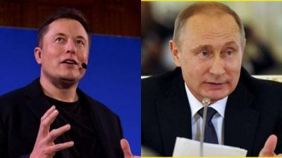 Ο Elon Musk, η «Νέα Γνώση» και ο πρόεδρος Putin
