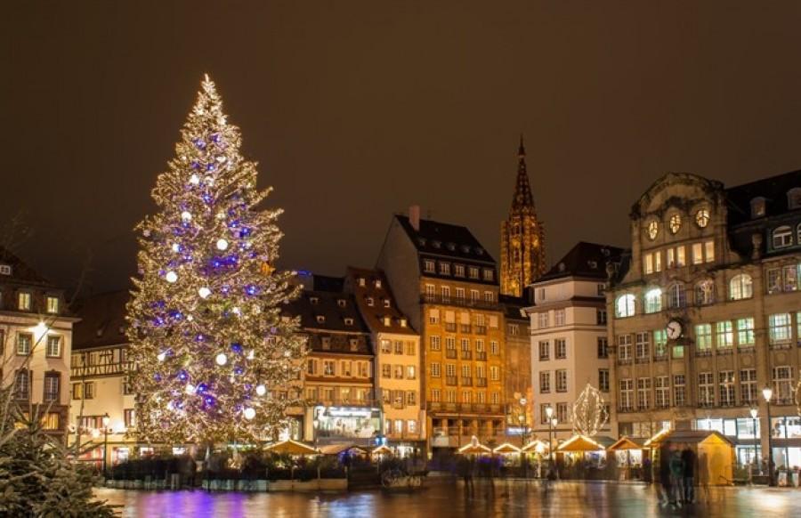 Κορωνοϊός - Στρασβούργο: Ματαιώνεται η Χριστουγεννιάτικη αγορά - Στα 250 εκατ. ευρώ οι ζημιές