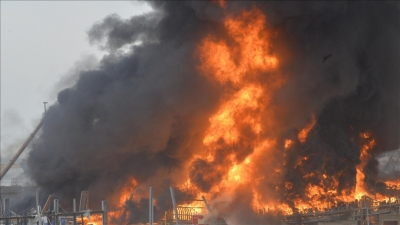 Μεγάλη πυρκαγιά κατακαίει φυσικό πάρκο στην Καταλονία – 350 άνθρωποι εγκατέλειψαν τα σπίτια τους