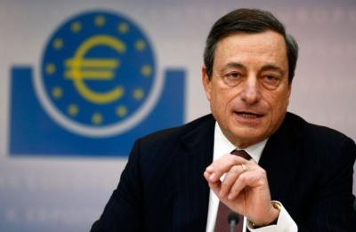 Draghi: Αν χρειαστεί θα καθυστερήσει η αύξηση των επιτοκίων από την ΕΚΤ