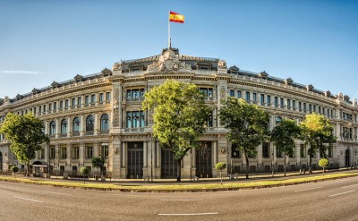 Ισπανία: Ύφεση – ρεκόρ 20% αναμένει η Κεντρική Τράπεζα για το β' τρίμηνο 2020