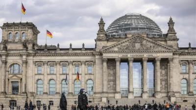 Γερμανία: Απαγορεύτηκε η ακροδεξιά οργάνωση «Ο αετός του Βορρά»