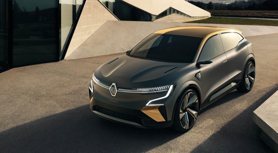 To Renault Megane eVision εγκαινιάζει τη νέα γενιά ηλεκτρικών!