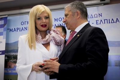 Η Μαρίνα Πατούλη αποσύρει την υποψηφιότητα για τις εκλογές: Ελπίζω να δείξουν όλοι την ίδια ενωτική διάθεση