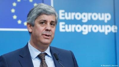 Centeno (EKT):  Η ευελιξία στον στόχο για τον πληθωρισμό πρέπει να προσδιοριστεί στις νέες κατευθυντήριες γραμμές