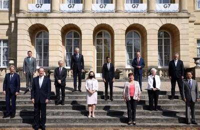 G7:  Ιστορική συμφωνία για τον παγκόσμιο ελάχιστο φόρο 15% στους τεχνολογικούς κολοσσούς