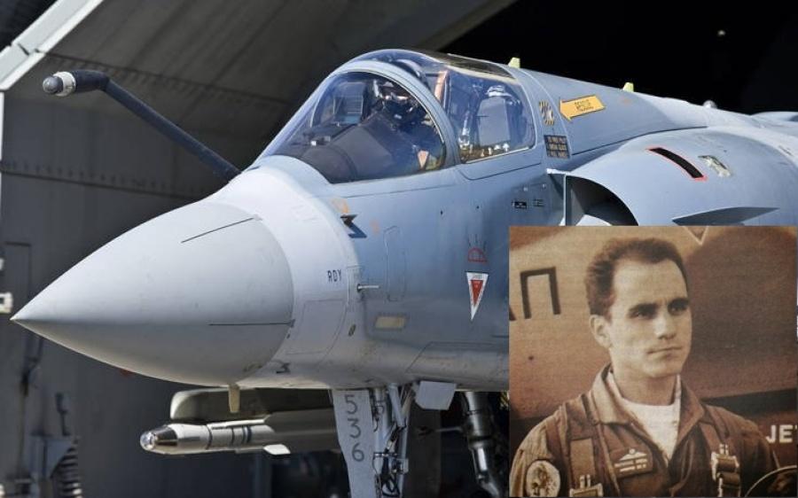 Υπσγός (Ι) Παρούσης Νικόλαος: Ο ήρωας πιλότος που θυσιάστηκε για να σώσει ένα ολόκληρο χωριό