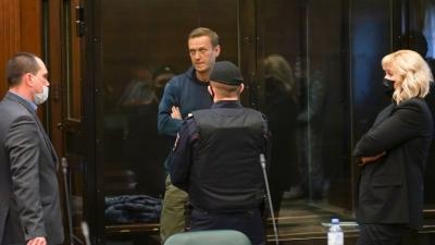 Ρωσία: Το δικαστήριο απέρριψε την αίτηση αποφυλάκισης του Navalny