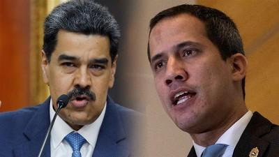 Η Βρετανία αναγνώρισε τον Guaido ως πρόεδρο της Βενεζουέλας