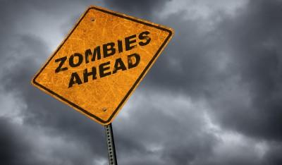 Κατάντησε zombie το ελληνικό χρηματιστήριο – Προσχηματικός λόγος η ένταση με την Τουρκία... το πρόβλημα οικονομία, τράπεζες