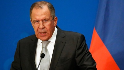 Lavrov: Η Ρωσία θα αντιδράσει στις κυρώσεις των ΗΠΑ για τον αγωγό Nord Stream 2