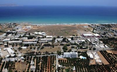 Έντονο ενδιαφέρον για το «μικρό Ελληνικό» στο Ηράκλειο - Ανάμεσα στους μνηστήρες η Lyktos του Μ. Σάλλα