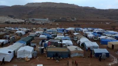 Λίβανος: Πυρπολήθηκε καταυλισμός Σύρων μετά από διένεξη – ΟΗΕ: Πολλοί τραυματίες