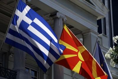 Προς κύρωση από τη Βουλή οδεύουν τα μνημόνια συνεργασίας Αθηνών-Σκοπίων
