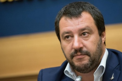 Salvini: Δεν πολλαπλασιάζουμε το ψωμί και τα ψάρια αλλά θα κάνουμε τη ζωή των Ιταλών καλύτερη