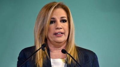 Γεννηματά: Η πιο χρήσιμη η ψήφος στο ΚΙΝΑΛ – Χρειάζονταν πιο τολμηρές ενέργειες κατά της Τουρκίας από τη Σύνοδο Κορυφής
