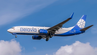 Reuters: Στο τραπέζι κυρώσεις από την ΕΕ για τον εθνικό αερομεταφορέα της Λευκορωσίας Belavia