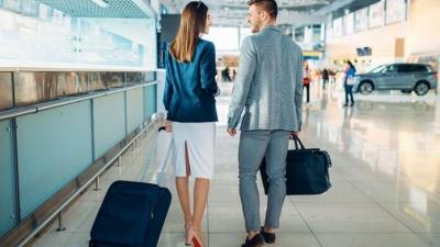 Αισιόδοξοι οι Ευρωπαίοι για την άνοδο των επαγγελματικών ταξιδιών