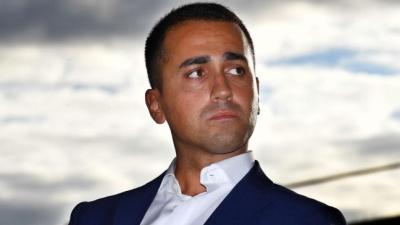 Di Maio (Κίνημα 5 Αστέρων): Ούτε που σκέφτομαι το ενδεχόμενο δημοψηφίσματος στην Ιταλία