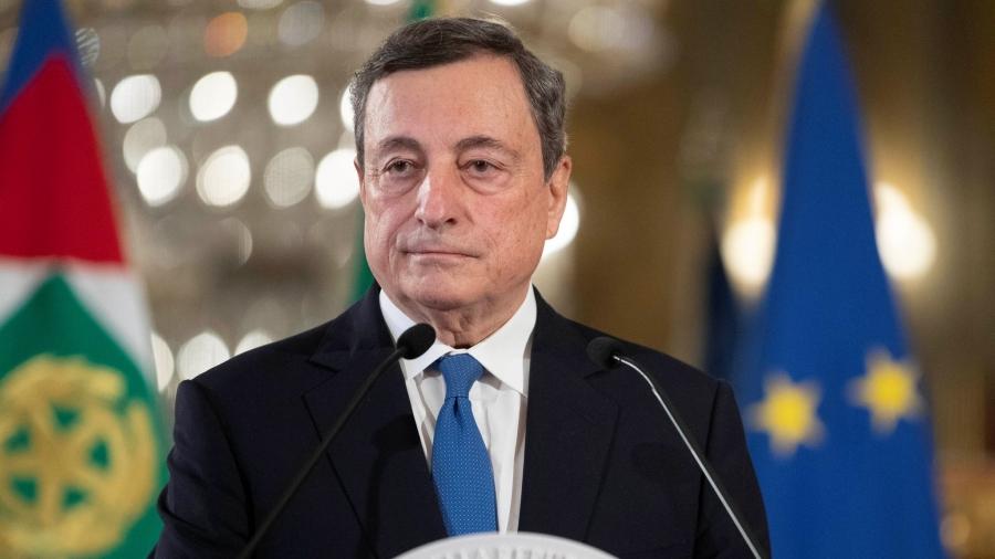 Draghi (Ιταλία): Οι Ευρωπαίοι απογοητεύτηκαν από τη συμπεριφορά της AstraZeneca