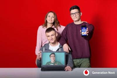 Vodafone: Επιστρέφει το εξελισσόμενο εκπαιδευτικό πρόγραμμα Generation Next