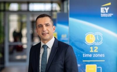 Ο Βασίλης Τζίφας νέος Εταίρος στο Τμήμα Ελεγκτικών Υπηρεσιών της EY Ελλάδος