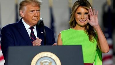 ΗΠΑ: Τι απαντά η Melania Trump μετά τις έντονες φήμες περί διαζυγίου