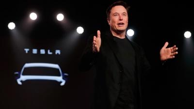 Ο ιδρυτής της Tesla, Elon Musk θα κοσμήσει με γκράφιτι το νέο mega factory της εταιρείας του στο Βερολίνο