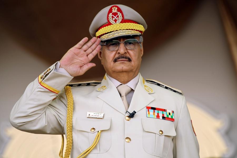 Λιβύη: Ο Khalifa Haftar βάζει υποψηφιότητα για πρόεδρος
