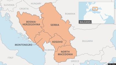 «Μίνι ζώνη Σένγκεν» προαναγγέλλουν Σερβία, Αλβανία και Βόρεια Μακεδονία