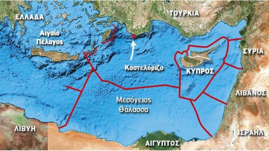 Το πλήρες σχέδιο της Τουρκίας για Καστελόριζο και Ανατολική Μεσόγειο – Σεισμικές έρευνες, γεωτρήσεις και δημιουργία τετελεσμένων