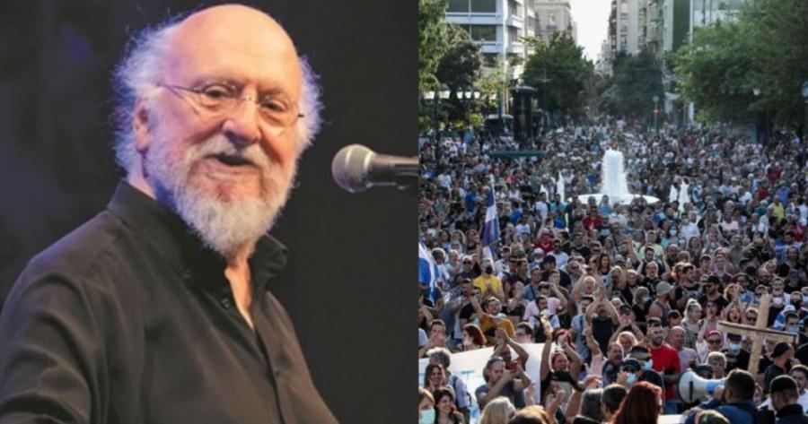 Σαββόπουλος: Κάντε υποχρεωτικό τον εμβολιασμό, θα απαλλάξετε τους αρνητές από το βάρος της ευθύνης τους