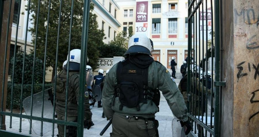 «Όχι Αστυνομία στα Πανεπιστήμια»: Στις 683 οι υπογραφές από καθηγητές και ερευνητές ξένων ιδρυμάτων
