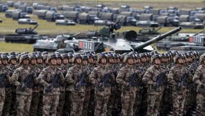 Σε επίπεδα ρεκόρ στα 1,83 τρισ. δολ. οι στρατιωτικές δαπάνες παγκοσμίως το 2020