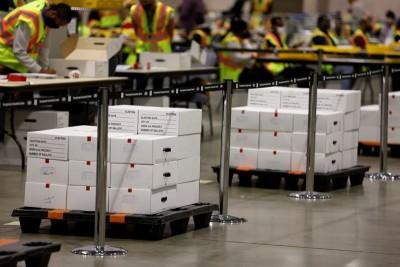 Εκλογές ΗΠΑ: Απορρίφθηκε η προσφυγή Trump για τη διακοπή της καταμέτρησης ψήφων στην Πενσυλβάνια
